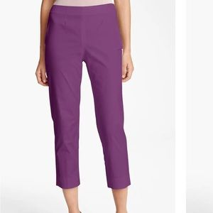 Piazza Sempione Audrey Cropped Trousers IT 46
